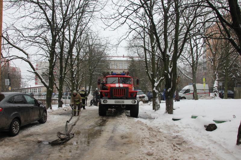 Курский школьник предотвратил серьезный пожар в многоэтажке