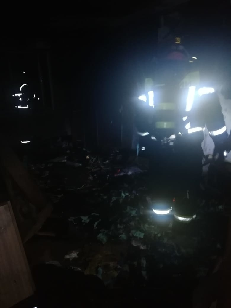 Пожар в г. Железногорске ликвидирован 19.02.2021