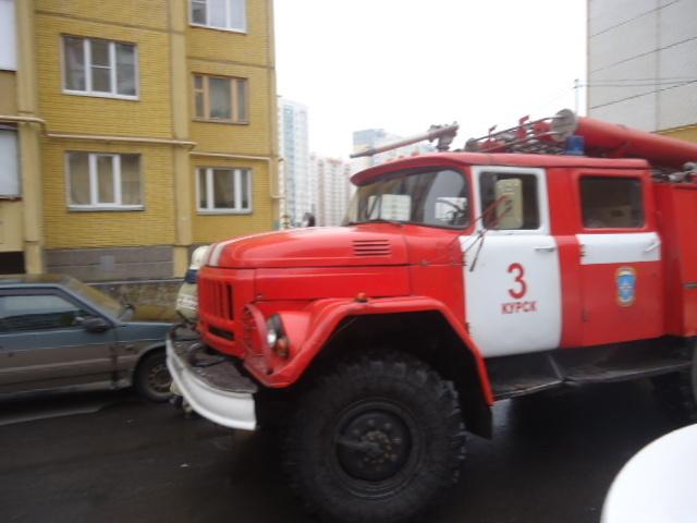 Пожар в СНТ «Симиренко» в г. Курск